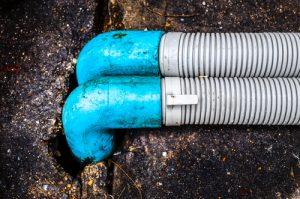 Domestic Drain Pipes - Water Damage Escondido