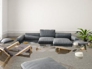 How do you deal with flood damage?